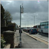 photograph of monitoring station: Carmarthen Road - illustrative purposes only